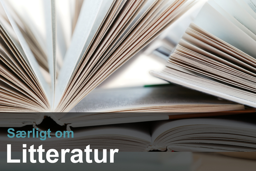 For dig - litteratur
