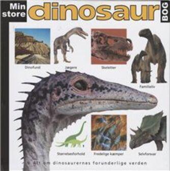Simon Mugford: Min store dinosaurbog