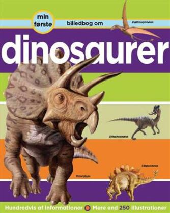 Denise Ryan: Min første billedbog om dinosaurer