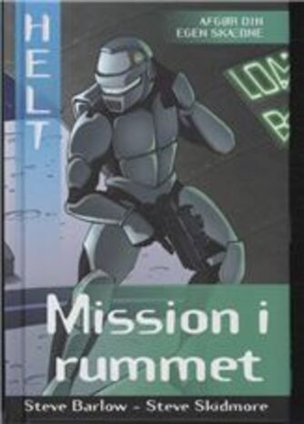 Steve Barlow: Mission i rummet