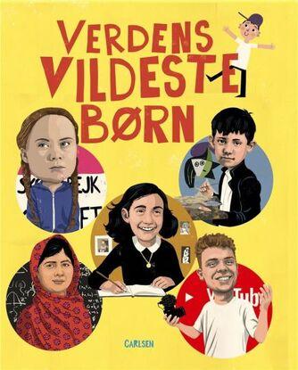 David Pepe Birch: Verdens vildeste børn