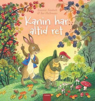 Annemie Vandaele, Ina Hallemans: Kanin har altid ret