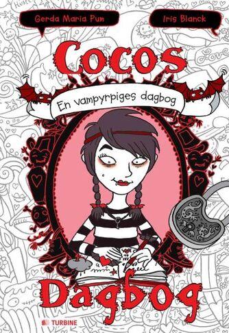 Gerda Maria Pum: Cocos dagbog : en vampyrpiges dagbog : tegneserieroman