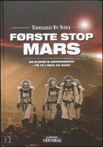 Jan Aagaard: Første stop Mars