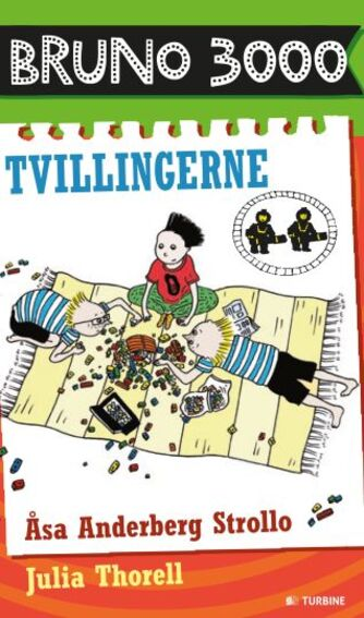 Åsa Anderberg Strollo: Bruno 3000 - tvillingerne