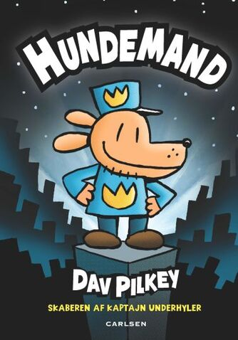 Dav Pilkey: Hundemand