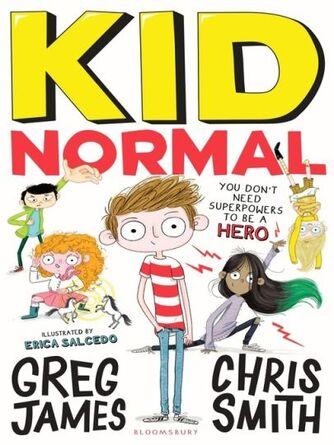 Greg James: Kid Normal