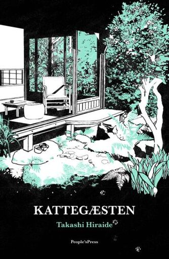 Takashi Hiraide: Kattegæsten : roman