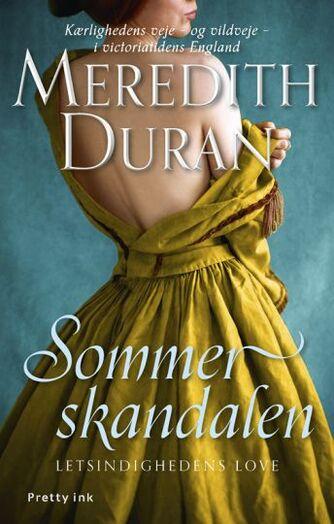 Meredith Duran: Sommerskandalen