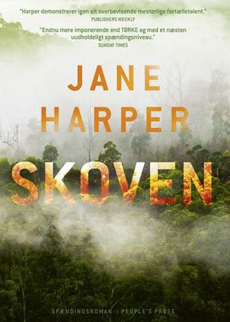 Jane Harper: Skoven : spændingsroman