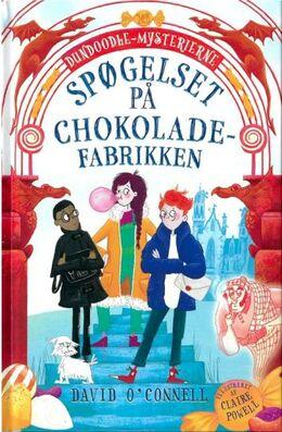 David O'Connell: Spøgelset på chokoladefabrikken